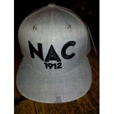 Nac Breda Cap Snapback Grijs, Kinder