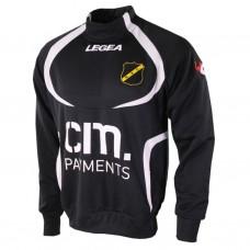 Nac Breda Wedstrijd Trainings Sweater, Zwart