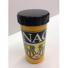 NAC Breda Drinkbeker, Lunchbeker, Schoolbeker, Geel, Logo