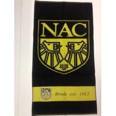 Nac Breda Handdoek, Logo, Breda est. 1912.