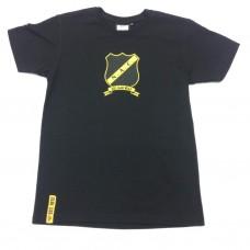 Nac Breda T-shirt Zwart Logo